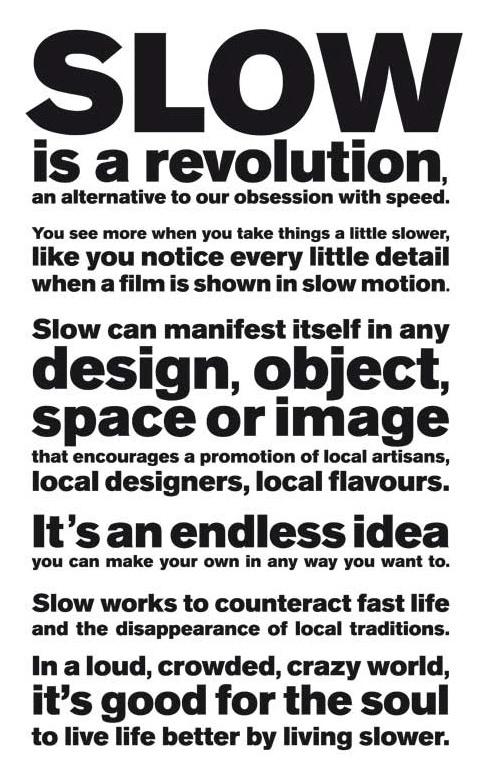 slow-design