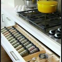 Sposoby na przechowywanie w kuchni