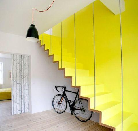 żółty to światło!