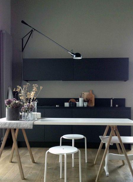 Nowoczesna architektura kinkiet nad stołem 1 | sztuka prostoty BU76