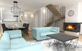 Salon piętro I