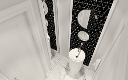 Toaleta piętro I