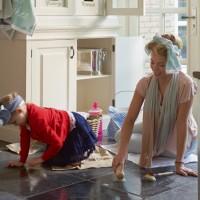 Sztuka sprzątania z dziećmi.