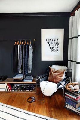Męska garderoba minimalisty.